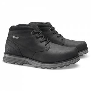 CAT Elude Waterproof Boot - Men - Black