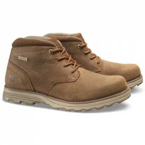 CAT Elude Waterproof Boot - Men - Brown Sugar
