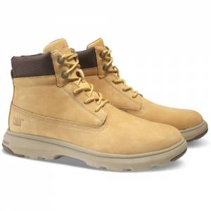 CAT Awe Boot - Men - Honey Reset