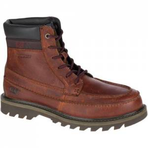 CAT Jist Waterproof TX Boot - Men - Rust