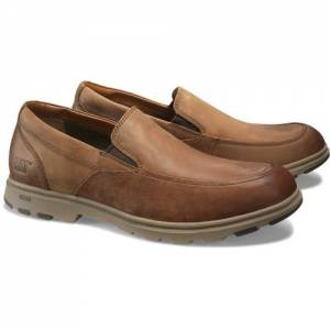 CAT Wardour Shoe - Men - Brown