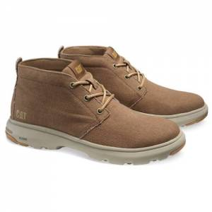 CAT Stun Canvas Boot - Men - Dachshund