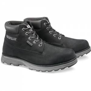 CAT Founder Waterproof Boot - Men - Black