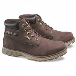 CAT Founder Waterproof Boot - Men - Coffee Bean
