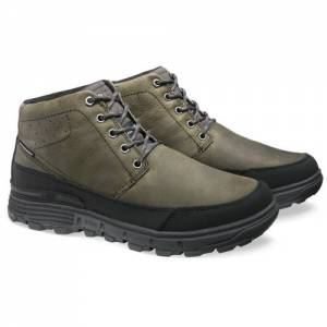 CAT Drover ICE+ Waterproof TX Boot - Men - Dark Gull Grey