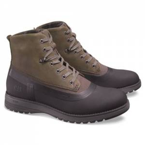 CAT Radley Waterproof Boot - Men - Dark Loden