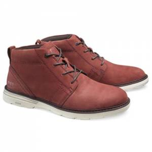 CAT Trey Boot - Men - Burnt Henna