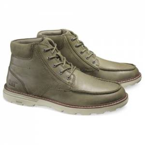 CAT Duke Boot - Men - Dark Olive