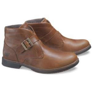 CAT Haverhill II Boot - Men - Brown Sugar