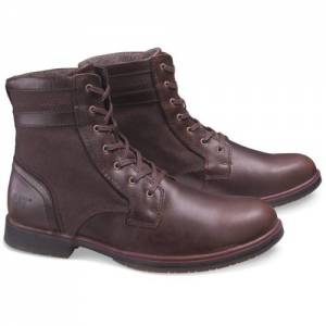 CAT Abe Canvas II Boot - Men - Coffee Bean