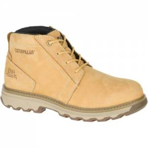 CAT Parker Work Boot - Men - Honey Reset