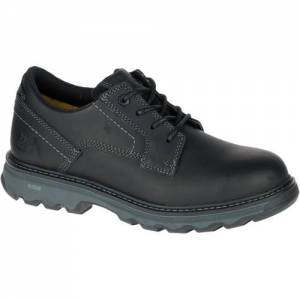 CAT Tyndall Steel Toe Work Shoe - Men - Black