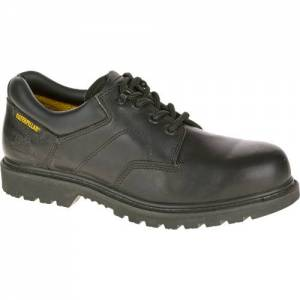 CAT Ridgemont Steel Toe Work Shoe - Men - Black
