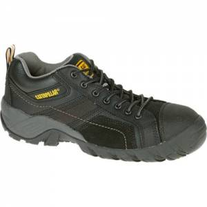 CAT Argon Composite Toe Work Shoe - Men - Black