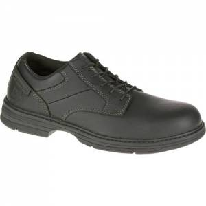 CAT Oversee Steel Toe Work Shoe - Men - Black