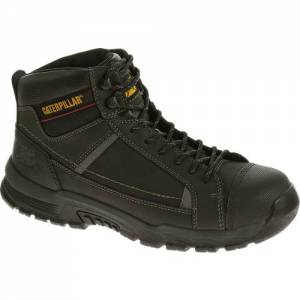 CAT Regulator Steel Toe Work Boot - Men - Black
