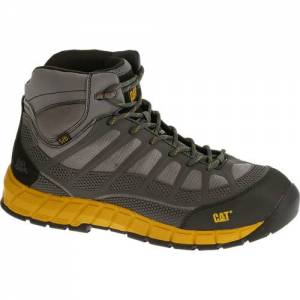 CAT Streamline Mid Composite Toe Work Boot - Men - Grey