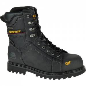 "CAT Control 8"" Waterproof TX Composite Toe Work Boot - Men - Black"