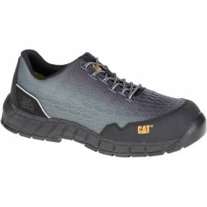 CAT Expedient Composite Toe Work Shoe - Men - Black / Charcoal