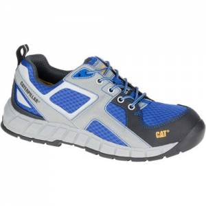CAT Gain Steel Toe Work Shoe - Men - True Blue