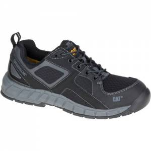 CAT Gain Steel Toe Work Shoe - Men - Black