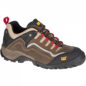 CAT Pursuit 2.0 Steel Toe Work Shoe - Men - Brown