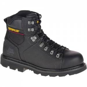 CAT Alaska 2.0 Steel Toe Work Boot - Men - Black