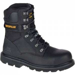 CAT Indiana 2.0 Steel Toe Work Boot - Men - Black