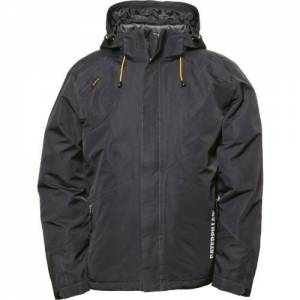 CAT SUMMIT 3-IN-1 JACKET - Men - Black