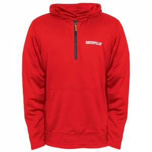 CAT GUARDUAN HOODIE - Men - Red Tide