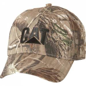 CAT Trademark Cap - Men - Realtree Xtra Camo