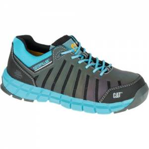 CAT Chromatic Composite Toe Work Shoe - Women - Maul Blue