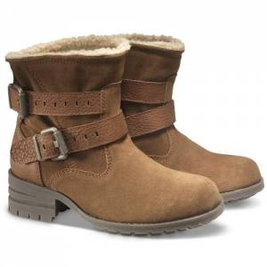 CAT Jory Boot - Women - Toffee