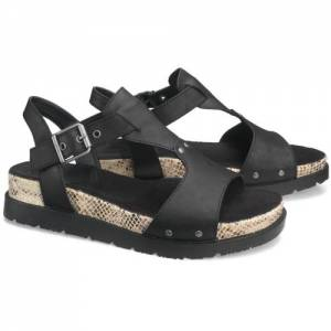 CAT Tiki Sandal - Women - Black