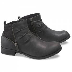 CAT Kiley Bootie Boot - Women - Black Tweed