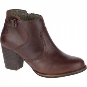 CAT Trestle Waterproof Boot - Women - Tea / Tawny
