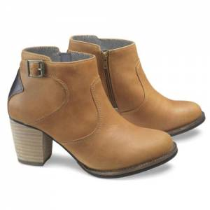 CAT Trestle Waterproof Boot - Women - Beige / Tater