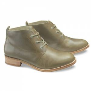 CAT Hester Bootie - Women - Olive