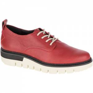 CAT Windup Shoe - Women - Red