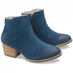 CAT Cider Bootie Boot - Women - Alpine Blue