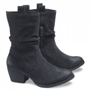 CAT Incense Boot - Women - Black