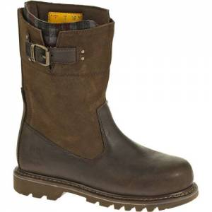 CAT Jenny Steel Toe Work Boot - Women - Bark