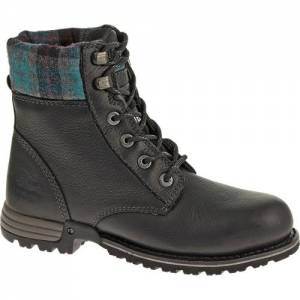 CAT Kenzie Steel Toe Work Boot - Women - Black