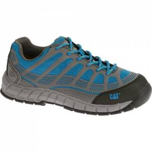 CAT Streamline Composite Toe Work Shoe - Women - Blue