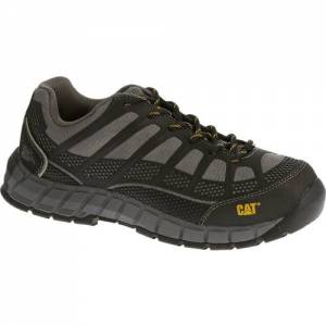 CAT Streamline Composite Toe Work Shoe - Women - Black / Dark Shadow