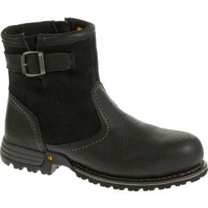 CAT Jace Steel Toe Work Boot - Women - Black