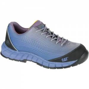 CAT Array Composite Toe Work Shoe - Women - Marlin / Grey Ridge