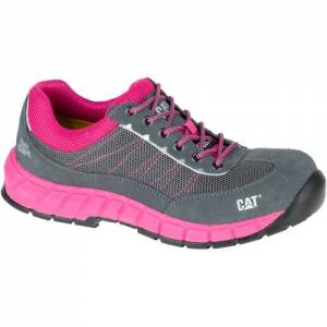CAT Exact Steel Toe Work Shoe - Women - Castlerock