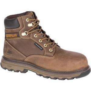 CAT Superstat Waterproof Composite Toe Work Boot - Women - Tater