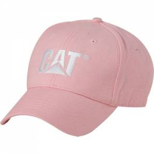 CAT Trademark Cap - Women - Pink